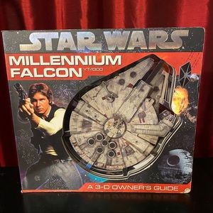 Star Wars Millennium Falcon A 3-D Owners Guide